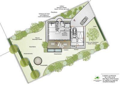 Garten und landschaftsbau plan  und Landschaftsbau