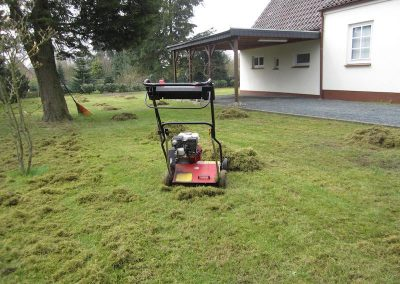 Gartenpflegearbeiten